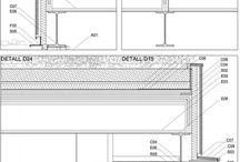 Detalhes arquitetônicos e urbanos