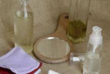 Ecolo ! / Produits de nettoyage écologiques.