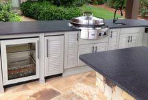 Naturekast Outdoor Kitchens!