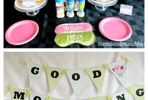 tween party ideas for Emma