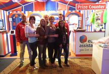 Fun at the Fair - IISA Conference 2014 / The Insurance Institute of South Africa Conference 2014