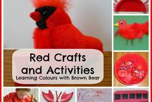 Learning Activities - Colors