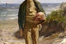 Art William Mc Taggart 1853-1910