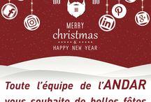 Communication ANDAR / Les Com' de l'ANDAR