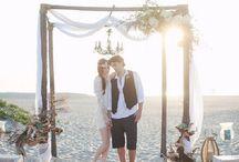 A EVLİLİK - Kır Kumsal Düğünü