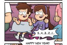 Dipper & Mabel