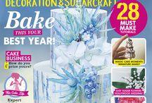 January 2018 Cake Decoration and Sugarcraft Magazine