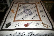 Music quilts