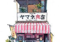 Tokyo store by Mateusz Urbanowicz