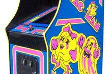 Old School Arcade Games