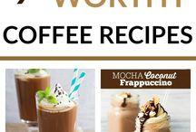 Coffee drink recipes / yummy coffee drink recipes