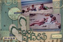 Scrapbooking Beach