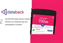 DataBack App - Refer and Earn Unlimited Free Mobile Data