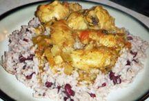 Food / Rice n peas