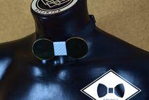 BOWTIES made by www.szyjnica.pl / Wood bowties, wood ties, cufflinks