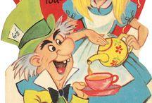 Valentine ideas, vintage cards, recipes / by barbara maisch