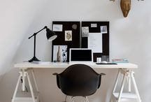 Trestle Tables / by Ange Brown