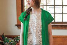 Knit Patterns in Knit Picks Yarn