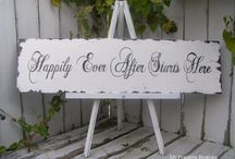Melly's Bridal Shower Ideas / October 4, 2014 - Fairytales Come True! / by Natalie Candela