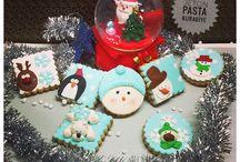 Yeni yıl Kurabiyesi / Yeni yıl kurabiyeleri