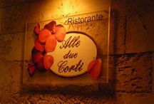 Restaurants to try in Italy