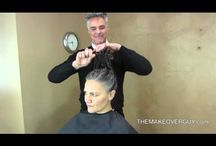 Dramatic Makeover Videos / Some Dramatic Before and After videos from The Makeover Guy® Christopher Hopkins and reVamp! salonspa in MInneapolis