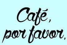 Café por favor ☕