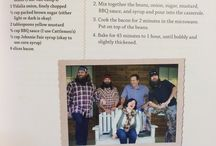 Duck Dynasty Recipes