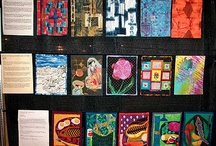Modern quilting ideas / To take traditional blocks / ideas and put a modern spin on them.