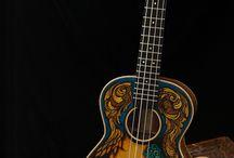 Uke / Ukulele, musical instruments, string instruments