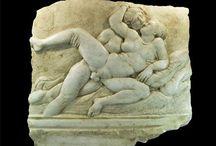 Античная  эротика