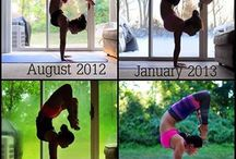 Yoga / by wendy shute