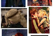 hiccup x astrid❤❤❤