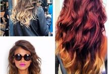 Hair all day, everyday <3 / by Elizabeth Arendash