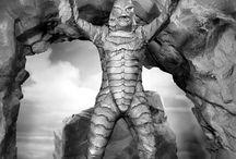Creature from the Black Lagoon.