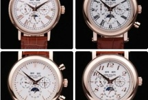 patek philippe / by Catherine Kong