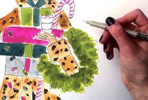ART (watercolor sketch)