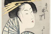 4 Ukiyo-e : Kitagawa Utamaro