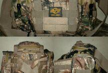 Bag Camo / Bag Hunting