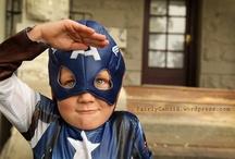 Super Hero Ideas / by Lindsey Bourassa