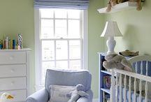 Home Inspiration: Nursery / by Elizabeth Nyberg