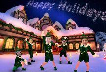 Hyvää Joulua Merry Chirtmas 2014