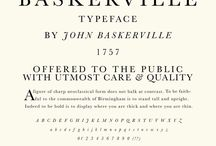 classical typography