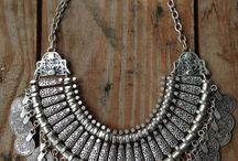 silver boho-vintage
