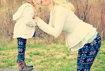 Mommy & girl