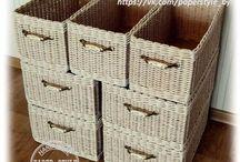 szuflady z raczka