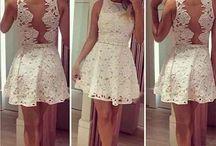 Vestidos pérola