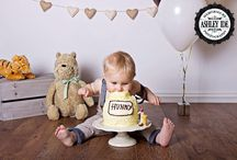 Parker's 1st Birthday
