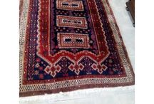 Hand made Carpets / Antique & Vintage rare hand made Carpets  with wonderfull colors and shapes