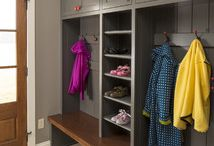 Mud Room / by Jean Farnsworth
